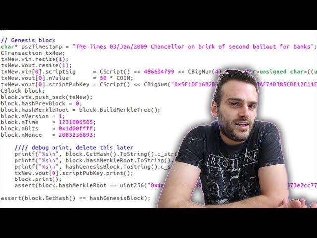 bitcoin core source code)