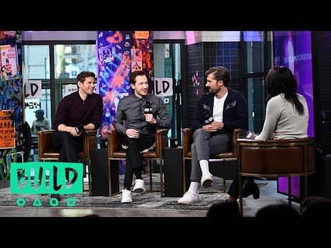 Gwilym Lee, Joe Mazzello & Allen Leech Talk Bohemian Rhapsody