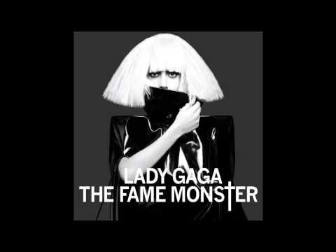 Lady GaGa - The Fame Monster - Monster