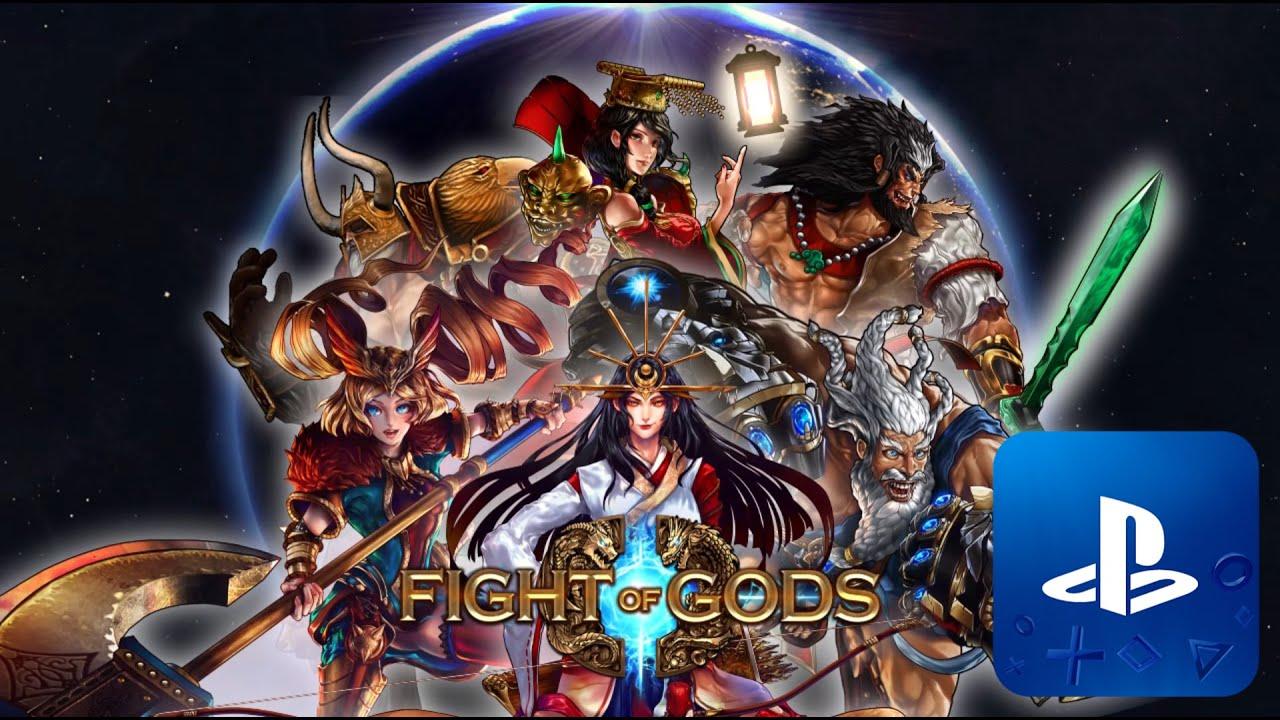 眾神之鬪 Fight of Gods PS4 Release Trailer (Global) - YouTube