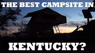 Best Campsite in Kentucky?
