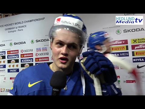 TRE KRONOR: Tre nya poäng från Nylander när Sverige vann