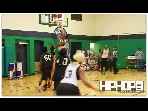 AEBL Hoops Presents: #Hoop4aCause Celebrity Game & Toy Drive (Recap Video)