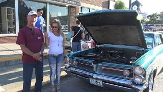 1963 Pontiac Grand Prix - BETTER THAN ORGINAL - Lansing Car Show