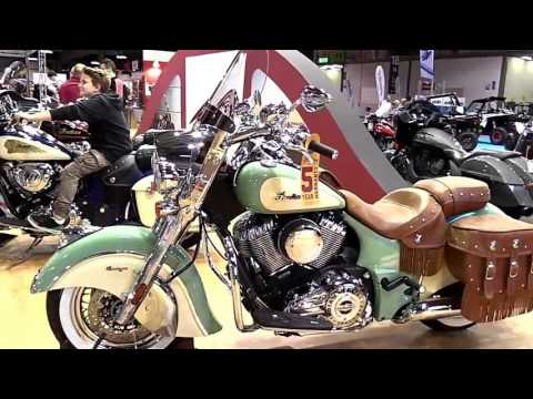 2018 Indian Chief Vintage SE Special Lookaround Le Moto Around The World