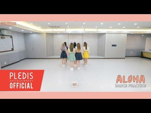 [Choreography Video] PRISTIN(프리스틴) - ALOHA Present Ver.