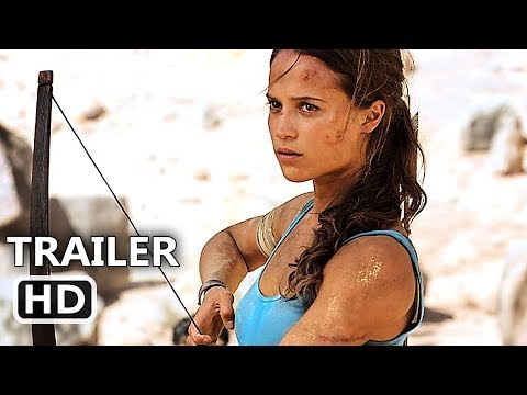 Download Youtube: TOMB RAIDER Extended Trailer (2018) Alicia Vikander, Lara Croft Action Movie HD