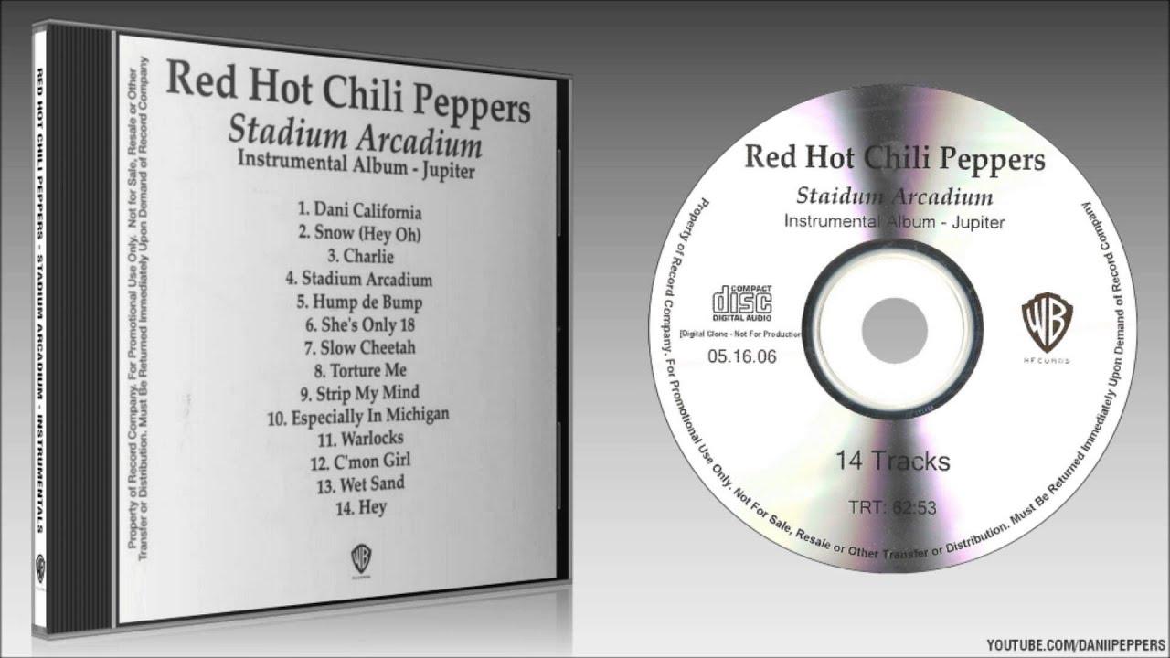 medium resolution of red hot chili peppers stadium arcadium wet sand instrumental version