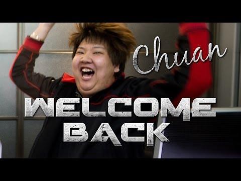 Chuan epic forcestaff Burning to cliff - IG vs DK (Starladder IX - China Qualifiers)