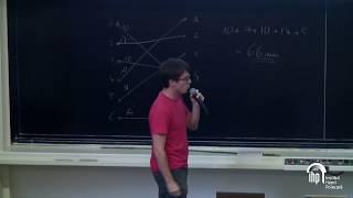 Math Park - 13/10/2018 - Gabriel PEYRÉ - LE TRANSPORT OPTIMAL : DE GASPARD MONGE (...) thumbnail