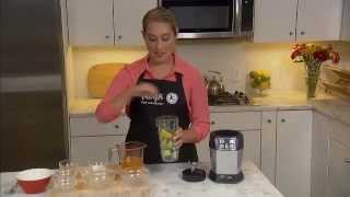 nutri ninja with auto iq demo recipe cucumber avocado soup bl480 series