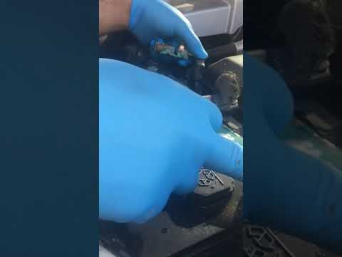 How to clean battery terminals Erosion