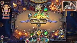 Odd Rogue Gameplay Hearthstone