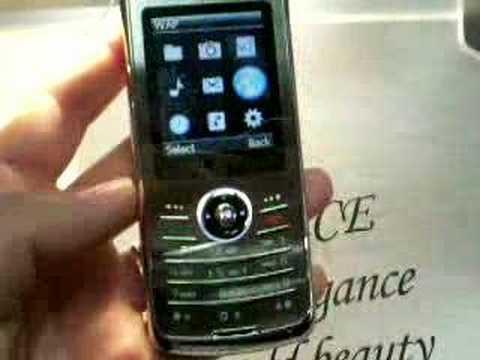CellulareMagazine.it @ MWC 08 SAGEM MY 721x