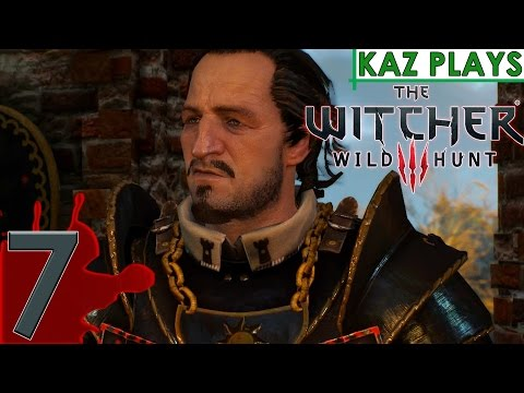 THE WITCHER 3: WILD HUNT #7 ◄KAZ► Your're Too Tall To Be Him