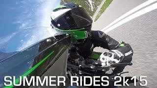 Summer Rides 2k15 - Kawasaki Ninja H2