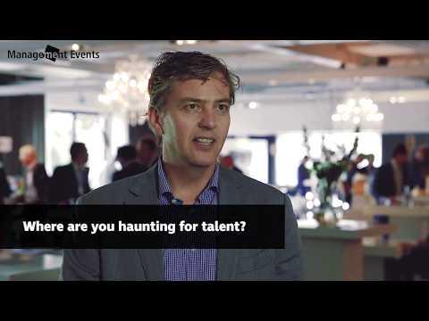 Manuel Burger, Finance Manager, Deerns Groep at 600Minutes Executive Finance, Netherlands