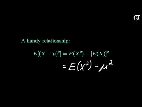 The Expected Value and Variance of Discrete Random Variables