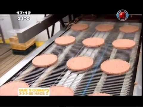 QUE Y COMO SE HACE? - Cómo se hacen las Hamburguesas y los Embutidos Guaraní
