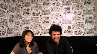 "Billie Joe Armstrong and Norah Jones - ""Foreverly"" Interview"