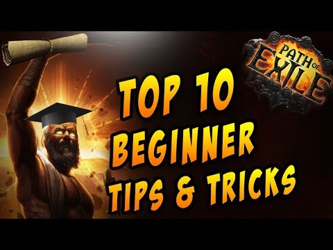 [ POE 3.12 ] Top 10 Path of Exile Tips & Tricks for Beginners