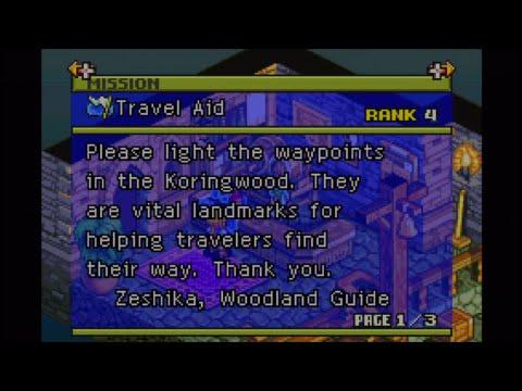 Final Fantasy Tactics Advance - 247 (88/300) - Travel Aid