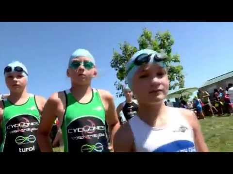 2015 USA Triathlon Youth & Junior National Championships Highlights