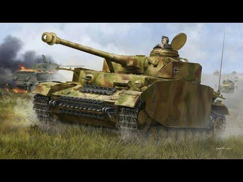 World Of Tanks Blitz Random Game  Panzer IV Anko SP