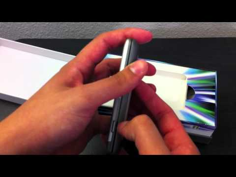 T-Mobile G2 Unboxing