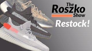 Yeezy Restock on Adidas App Exclusive