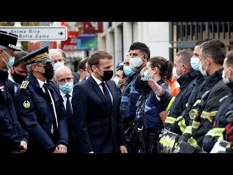 Во Франции объявлен максимальный уровень террористической угрозы