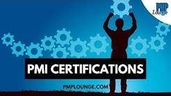 PMI Certification Types | Which certification is right for you? | PMP PgMP PfMP CAPM ACP RMP PBA SP