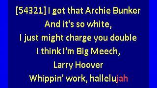 Rick Ross - B.M.F (Blowin' Money Fast) (karaoke)