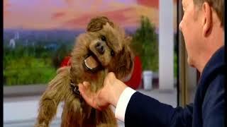 Hacker T Dog interview - BBC Breakfast