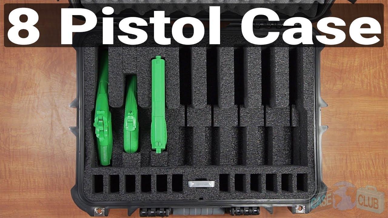 8 Pistol Case - Video