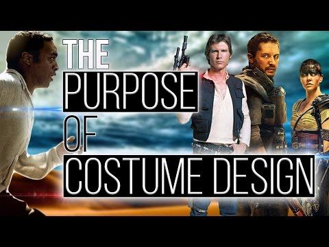 The Purposes Of Costume Design - Mise - En - Scene:EP01