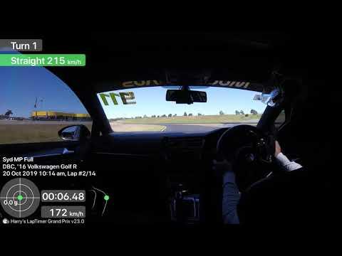 NSW Supersprint Round 6 - Sydney Motorsport Park GP