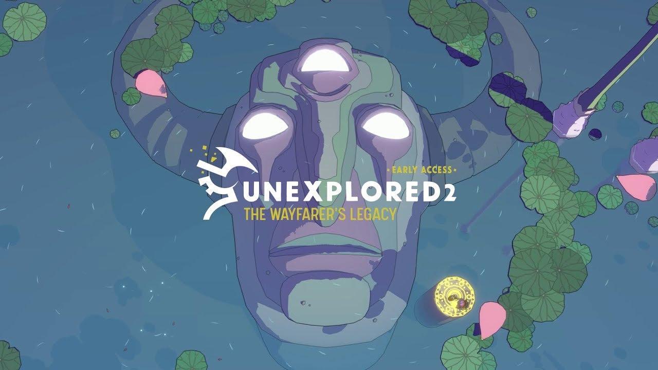 Unexplored 2: The Wayfarer's Legacy - E3 2021 Trailer - Gematsu