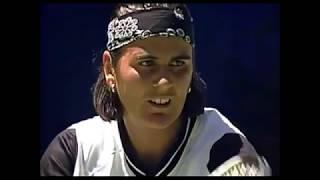 "Кончита Мартинес-Бернат ""Новичок Года WTA"" 1989 года"