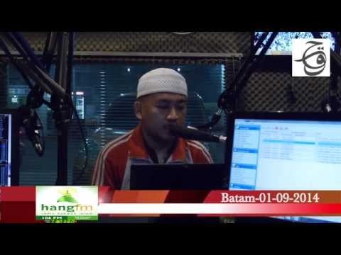 Program Muslim First Channel bersama Ust Raihan Batam