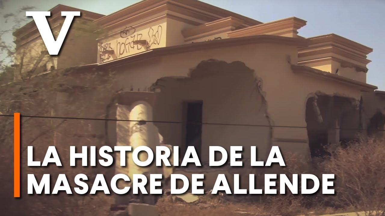 Download La historia de la masacre en Allende Coahuila