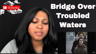 "First Time Hearing Simon & Garfunkel ""Bridge Over Troubled Waters"" Reaction Request"