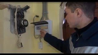 как правильно сделать электропроводку в гараже