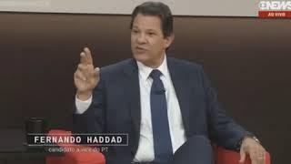 Desmentindo Revista Isto É - Processos contra Haddad