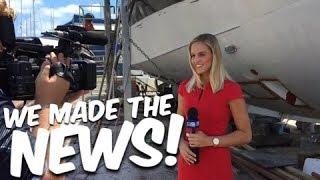 Brupeg made the news!!! (Ep. 12)