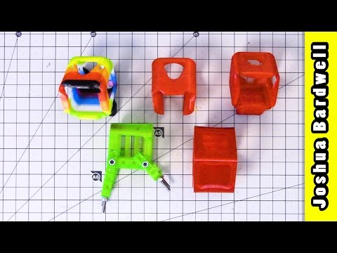 Best 3D Printed GoPro Session Mount for FPV