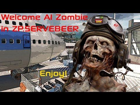 AI Zombie CoD MW2 (DarkNet onion IW4X)★