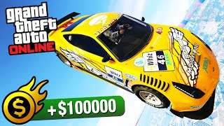 GTA Online Premium Race - In The City