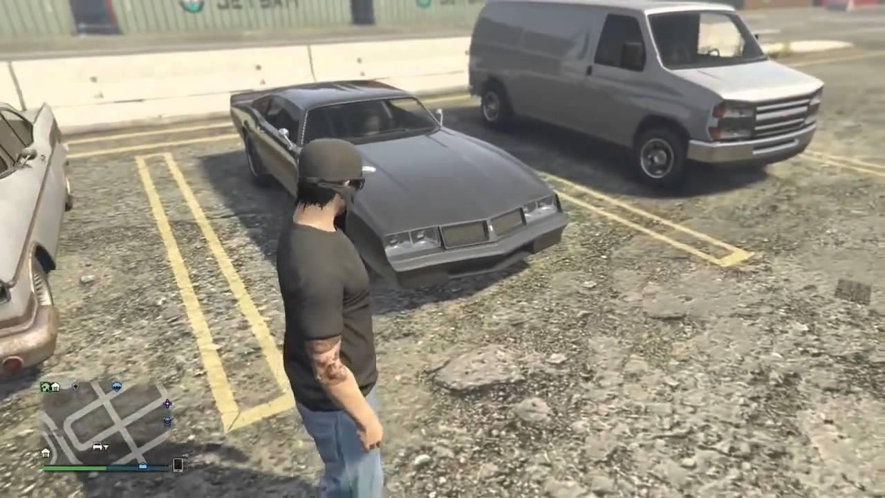 Gta 5 Online Secret Cars Locations (Gta 5 Rare Cars)
