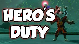 Disney Infinity 2 - Hero's Duty- Community Toy Box